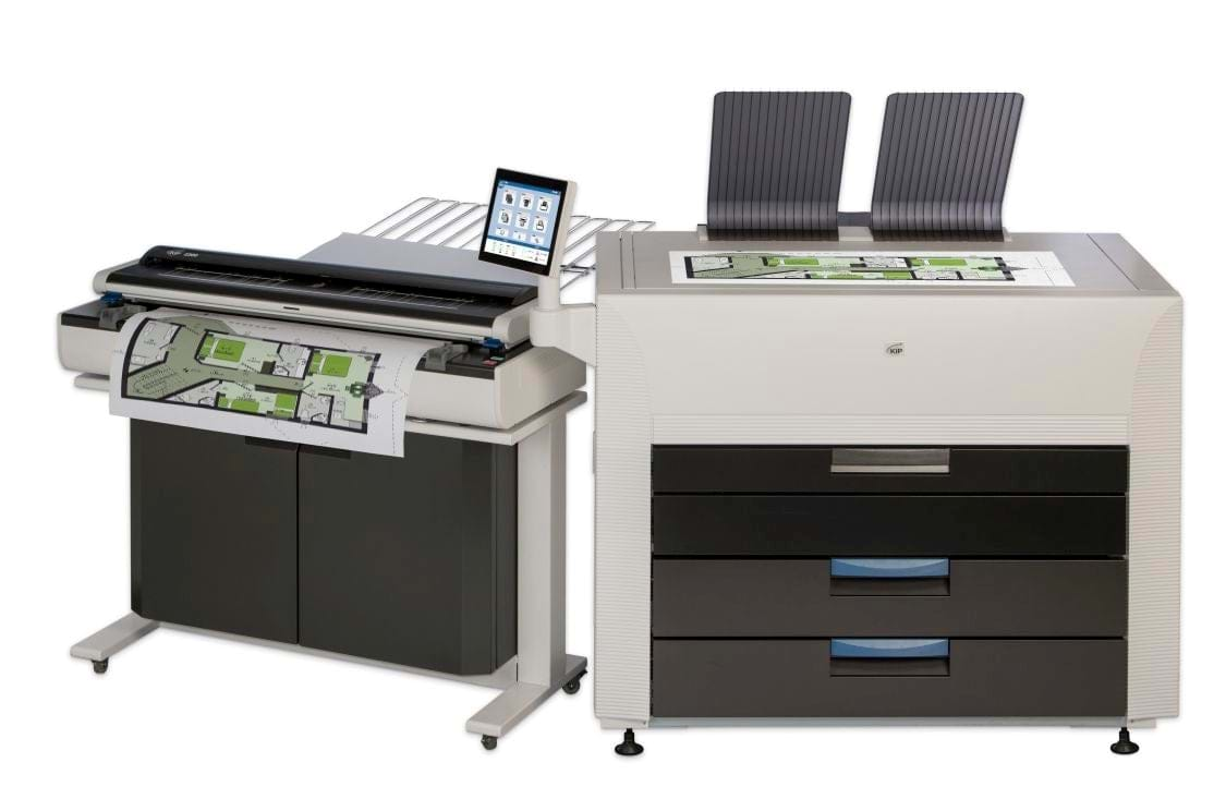 KIP 2300 professional printer